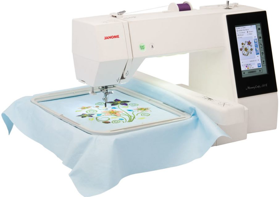 Janome Embroidery Machines - Annies Patch Denmark WA