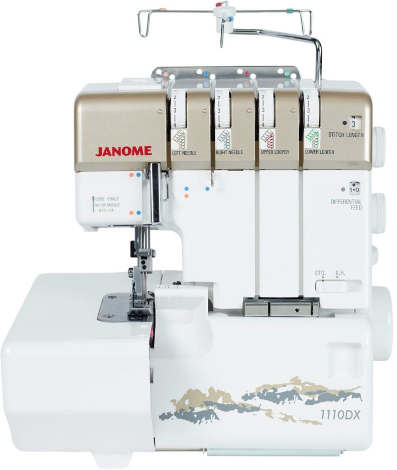 Janome Overlockers - Annies Patch Denmark WA