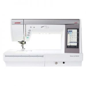 Janome Quilting Machines - Annies Patch Denmark WA
